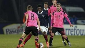Qualif Euro U21 2017 : Les Bleuets prennent la tête du groupe C
