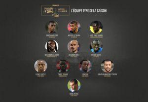 Les Trophées UNFP 2015 version Ligue 2