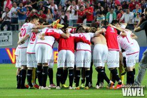 Sevilla FC: horarios de la gira europea
