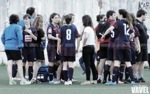 El Eibar femenino encaja una manita