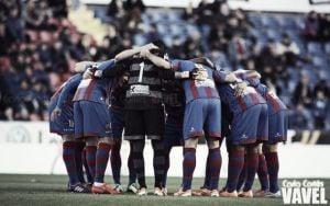Resultado Córdoba vs Levante (0-0)