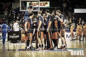 Brillante comienzo del Last 32 para Valencia Basket