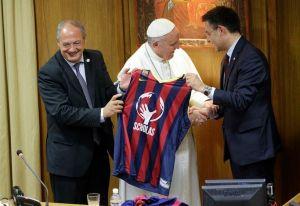 El FCBarcelona Basket lucirá patrocinio en la Copa