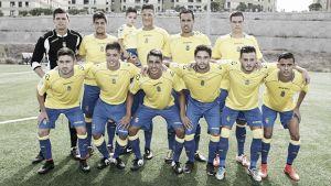 CF Fuenlabrada - UD Las Palmas Atlético: midiendo fuerzas