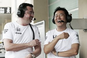 McLaren y Honda apuestan por 2015