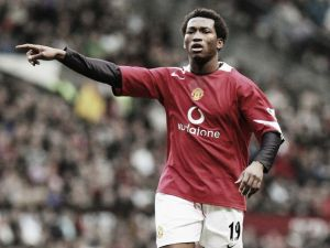 Whatever happened to United's Roy Keane successor Eric Djemba-Djemba?