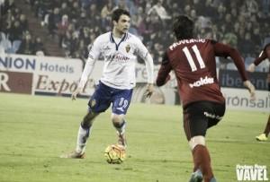 Erik Morán seguirá en el Real Zaragoza