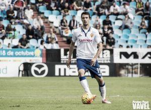 Erik Morán, mejor jugador ante el Mallorca según la afición