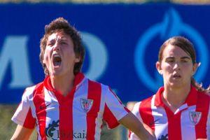 El Athletic Femenino golea sin brío al Espanyol