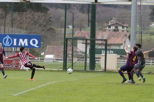 Primera División Femenina: el Athletic se llevó los puntos
