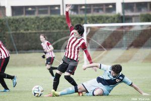 Erika Vázquez juega unos minutos contra Nueva Zelanda