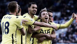 Newcastle United 1-3 Tottenham Hotspur: Spurs pile more pressure upon under-fire Mike Ashley