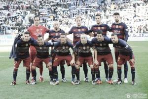 Málaga CF - FC Barcelona: puntuaciones del Barcelona, jornada 21 de Liga BBVA