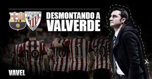Desmontando a Valverde: Barcelona