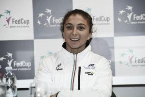 """Sara Errani: """"Acapulco tiene muchas jugadoras de nivel"""""""