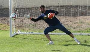 Miguel Escalona, lesionado de gravedad