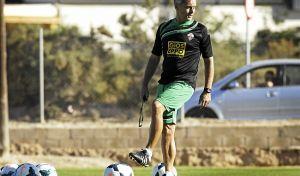 Convocatoria del Elche para el partido de Almería