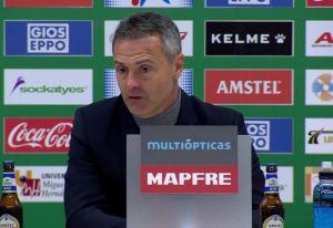 """Fran Escribá: """"Ha sido uno de nuestros mejores partidos"""""""