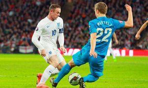 Resultado Eslovenia - Inglaterra en la fase de clasificación para la Eurocopa 2016 (2-3)