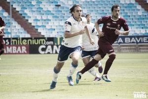 El Huesca repite resultado ante el Real Zaragoza B