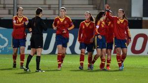 Europeo Femenino Sub-17: al Mundial con Andrea como faro