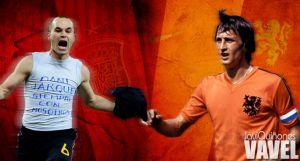 España recuperó el respeto perdido por los Países Bajos