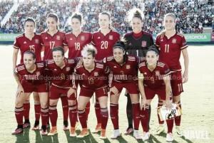 Vilda da a conocer las 18 elegidas para el partido contra Francia