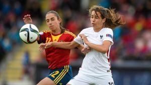 Europeo Femenino Sub-19: Francia - España, de nuevo las galas