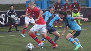 Europeo Femenino Sub-19: a la final por la puerta grande
