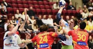 Suecia y Eslovenia hacen los deberes en la primera jornada del Preolímpico de Balonmano