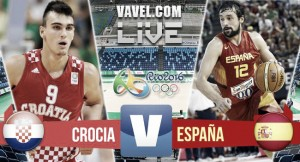 Croacia tira de épica y consigue ganar a España