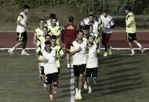 España - Bolivia: oposiciones al Mundial