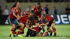 Europeo Femenino Sub-19: España - Suecia, reedición tres años después