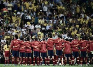 Selección Española 2013: Brasil, protagonista indiscutible