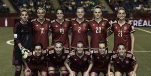 Ainhoa e Irene Paredes debutan en el Mundial como titulares