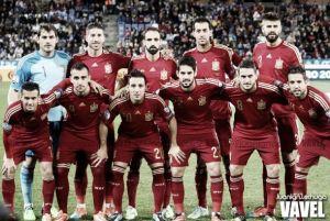 La Roja más internacional