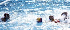 Aplastante victoria de España en el Europeo de waterpolo
