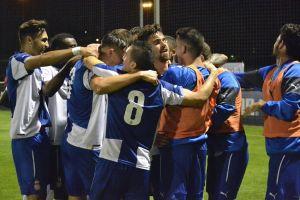 El Espanyol B suda para dormir en playoff