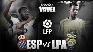 Espanyol - Las Palmas: pericos y canarios buscan alzar el vuelo en Liga