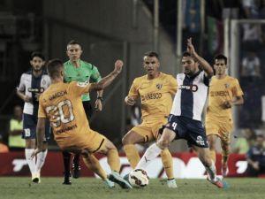 Espanyol - Málaga: puntuaciones del Espanyol, jornada 4