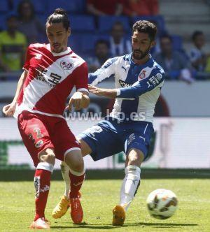 RCD Espanyol - Rayo Vallecano: puntuaciones Espanyol, jornada 35 de Liga BBVA