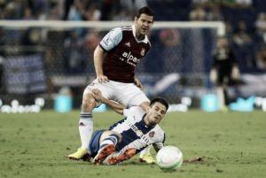 El West Ham se lleva el Trofeo Ciutat de Barcelona