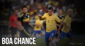 Diego Souza será titular pela terceira vez com a camisa do Brasil; relembre convocações do meia