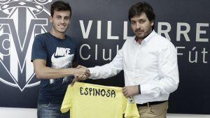 Espinosa llega a Villarreal