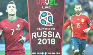 Terminata Portogallo-Spagna, LIVE Mondiali Russia 2018 (3-3): CR7 ferma la Roja in un match assurdo