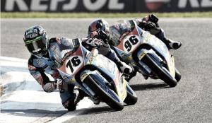 Julián Giral y Estrella Galicia lideran la ETC