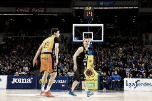 Valencia Basket derrumba el fortín de Estudiantes