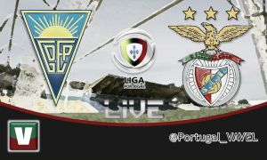 Estoril vs Benfica en vivo y en directo online