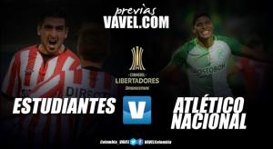 Estudiantes de La Plata vs Atlético Nacional: 'final adelantada' en el grupo 1