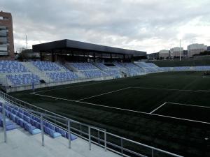 El Badalona podría estrenar el nuevo estadio la jornada del 28 y 29 de enero
